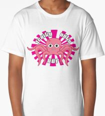 """Fruity Oaty Bar! """"OCTOPUS"""" Shirt (Firefly/Serenity) Long T-Shirt"""