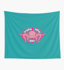 "Fruity Oaty Bar! ""OCTOPUS"" Shirt (Firefly/Serenity) Wall Tapestry"