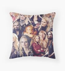 Emma Swan - Once Upon A Time Throw Pillow