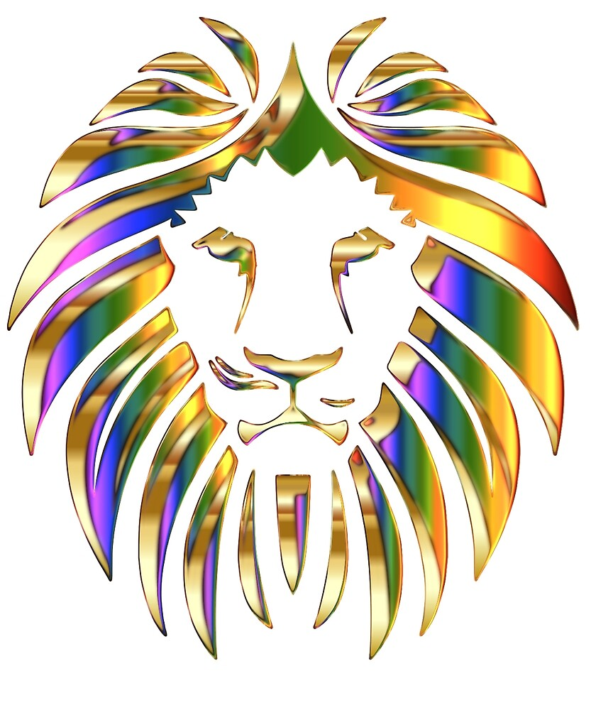 Lion art by Alexandre Bigunas