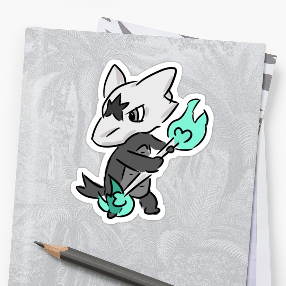 Alolan Marowak by blazekicked