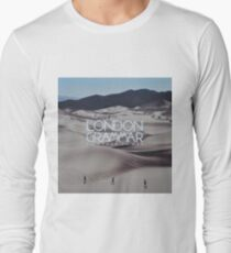 London grammar - o man o woman sleeve art - fanart Long Sleeve T-Shirt