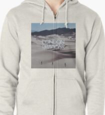 London grammar - o man o woman sleeve art - fanart Zipped Hoodie