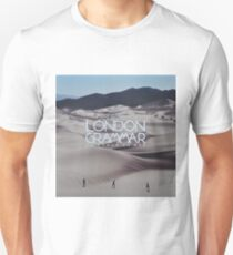 London grammar - o man o woman sleeve art - fanart Unisex T-Shirt