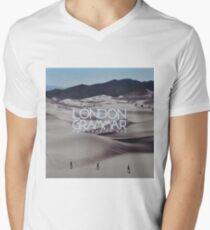 London grammar - o man o woman sleeve art - fanart Men's V-Neck T-Shirt