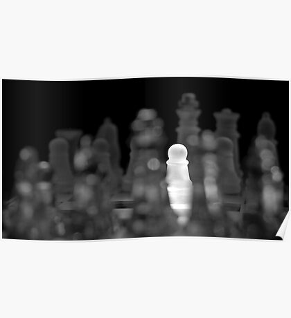 Chess 5: The brave one Poster
