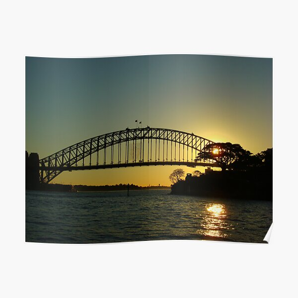 Sydney Harbour Bridge,  Poster