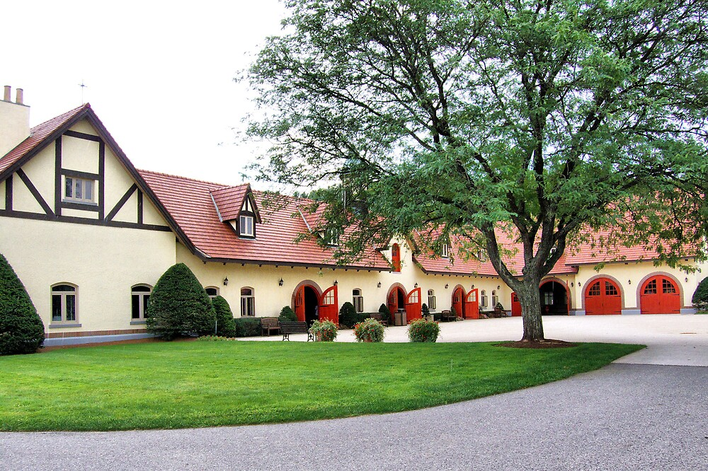 ANHEUSER BUSCH STABLES by rjf5