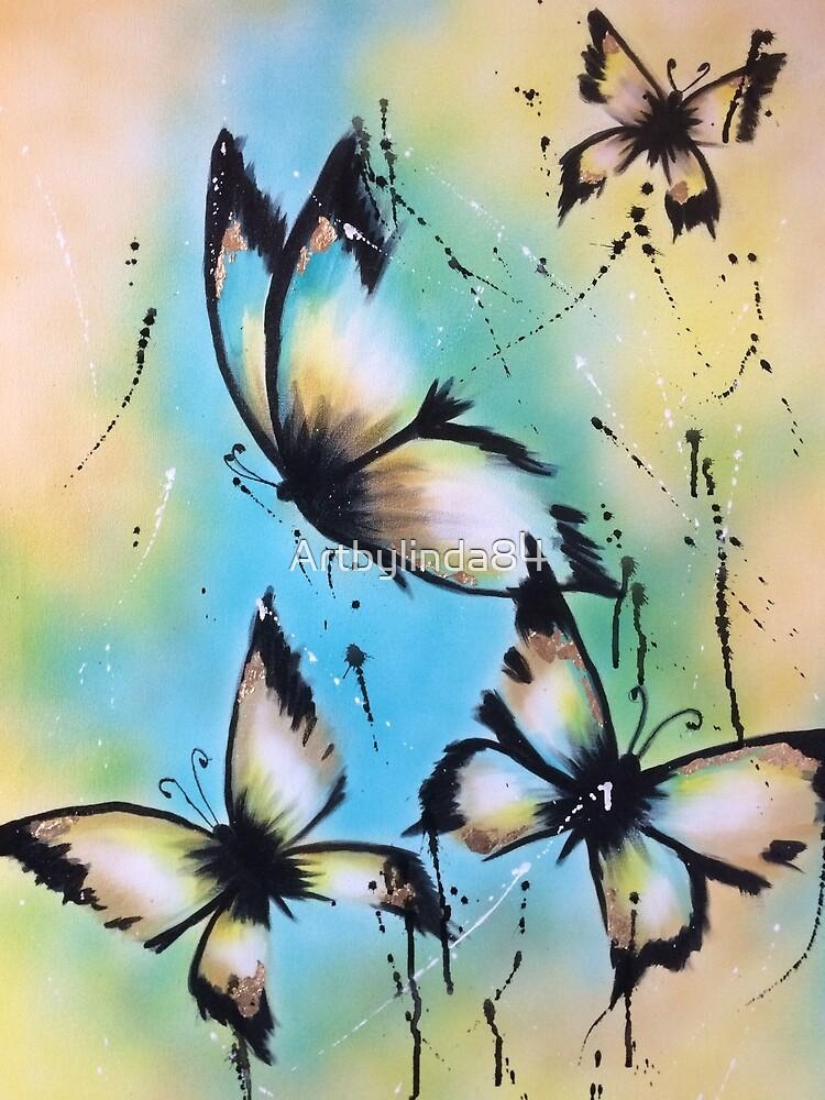 Butterfly by Artbylinda84