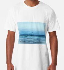 Evening Pastime Long T-Shirt