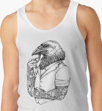 The Crow Man Tank Top