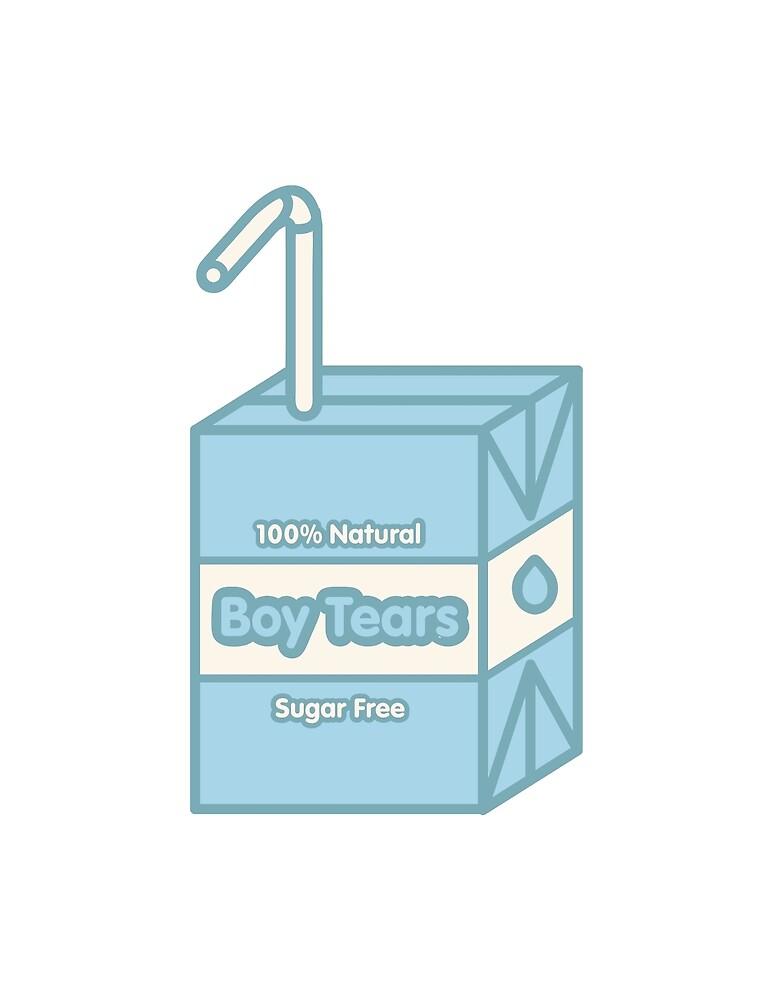 Boy Tears by BlubberJuice