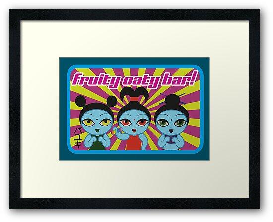 Fruity Oaty Bar! Shirt 2 (Firefly/Serenity) by RetroPops
