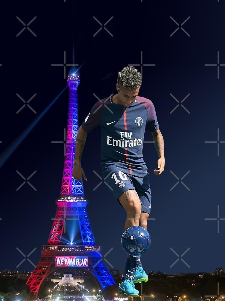 Neymar psg - ball by storebycaste
