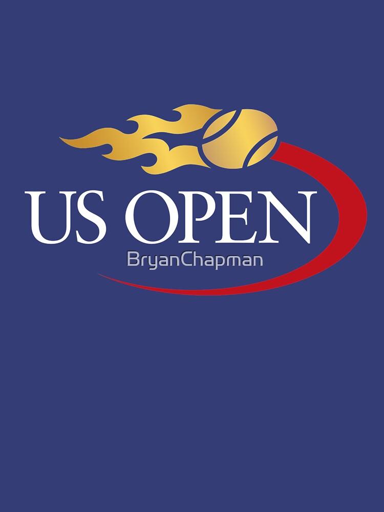 US OPEN Tennis 2017  by BryanChapman