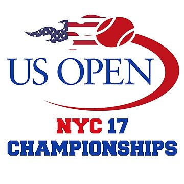 US OPEN Tennis 2017 gifts  by BryanChapman