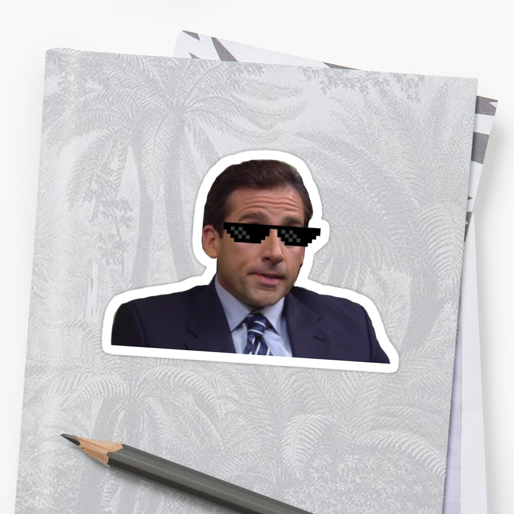 savage michael scott by molly34