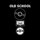 Old school music by skorretto
