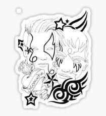 Future Friends Sticker