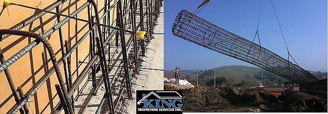 Reinforced Concrete Inspection Services in San Diego by kinginspection