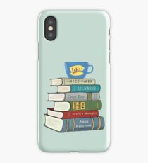 Rory's Books iPhone Case/Skin