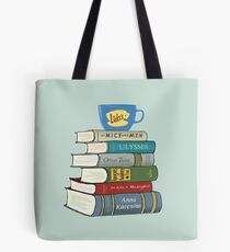 Rory's Books Tote Bag