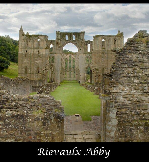 Rievaulx Abby 5 by WhartonWizard