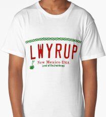 LWYRUP (Breaking Bad, Better Call Saul) Long T-Shirt