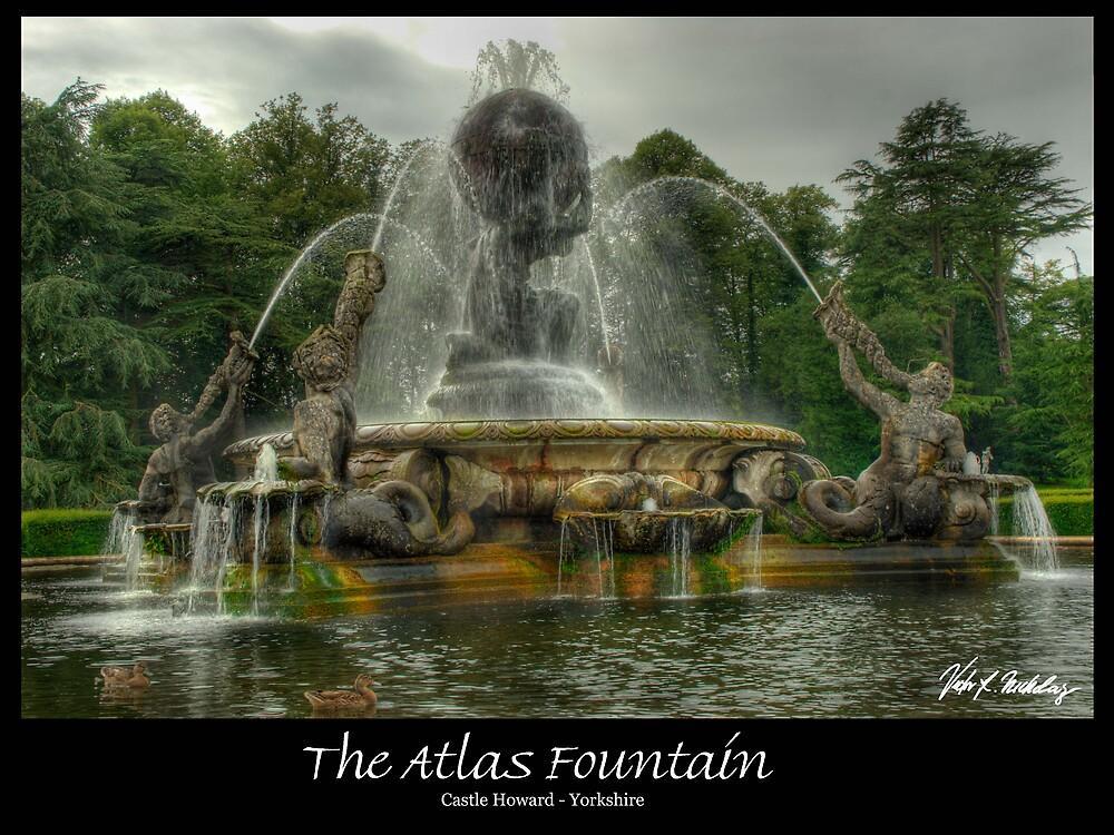 The Atlas Fountain by WhartonWizard