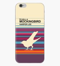 It's A Sin (To Kill A Mockingbird) iPhone Case