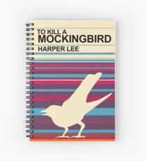 It's A Sin (To Kill A Mockingbird) Spiral Notebook