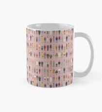 Wes Anderson Characters Mug