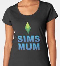 Sims Mum Women's Premium T-Shirt