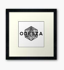 ODESZA Framed Print
