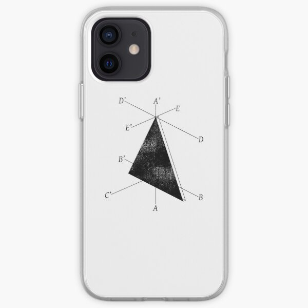Math Problem iPhone Soft Case