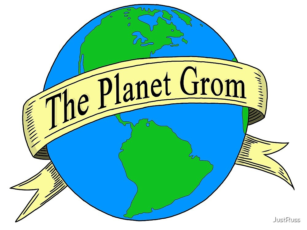 Planet Grom by JustRuss