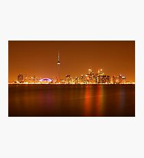 Downtown Toronto Photographic Print