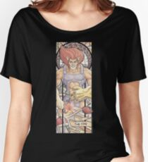 XVII - THE STAR (ZeMiaL) Women's Relaxed Fit T-Shirt