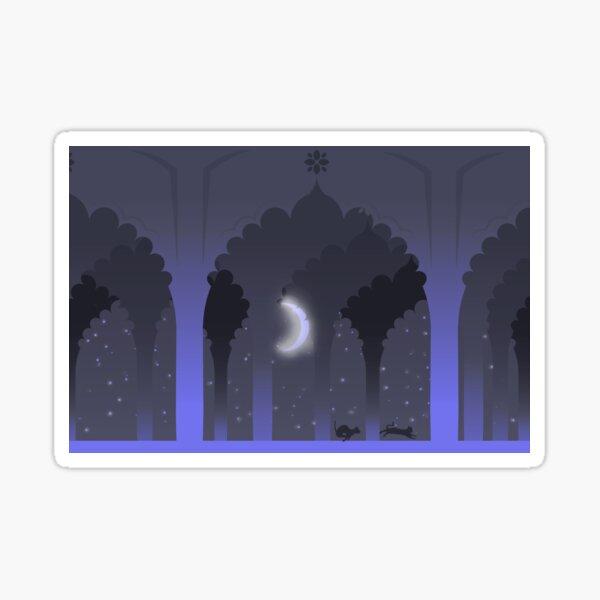 Palace Nights Sticker