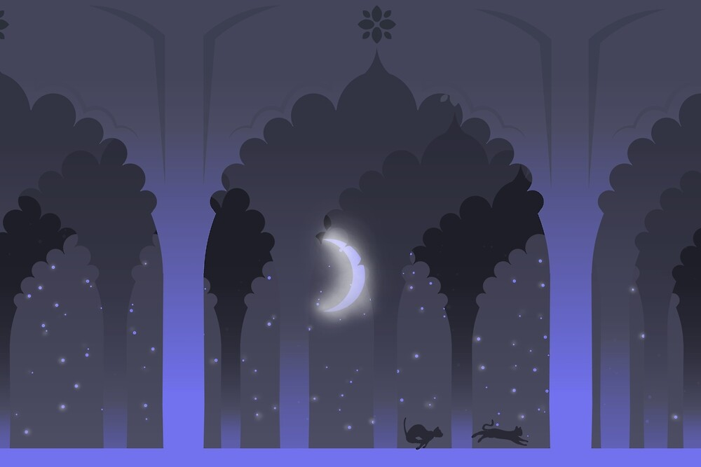 Palace Nights by itsmidnight