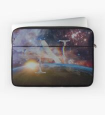 Vaporwave Netspace Laptop Sleeve