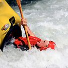 White Water Adventure by Sue  Cullumber