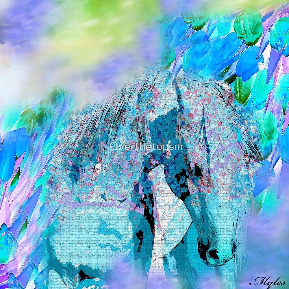 HORSE by Saundra Myles