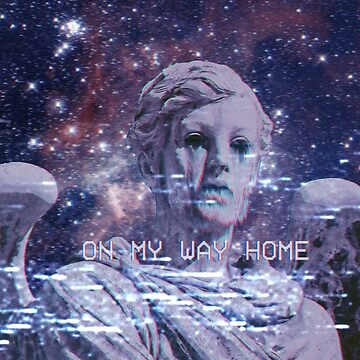 Vaporwave Going Home de Alheak