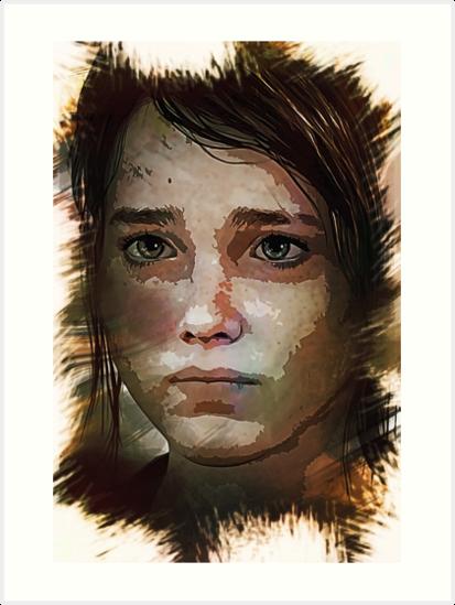 ELLIE - The Last Of Us by Naumovski