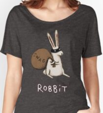 Robbit Women's Relaxed Fit T-Shirt