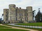 Lulworth Castle, Dorset by trish725