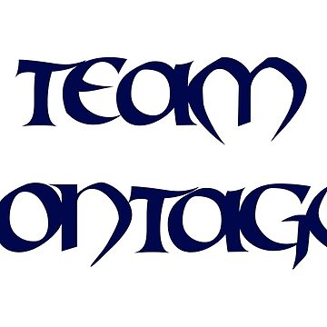 Team Montague by olivehigham