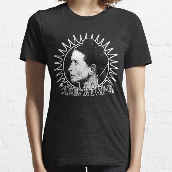 Simone de Beauvoir - She Came to Stay   Essential T-Shirt