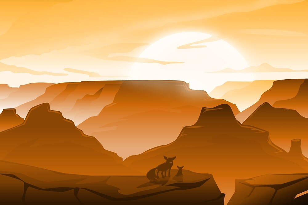Grand Canyon by itsmidnight